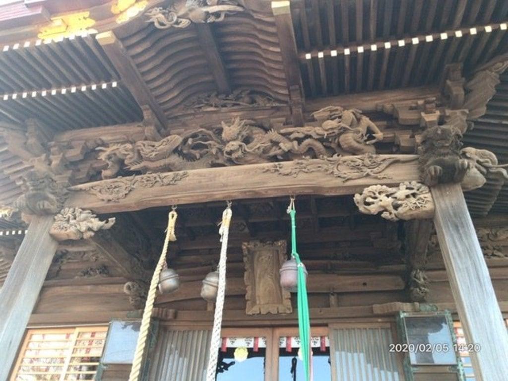 叶神社 (西叶神社)の芸術