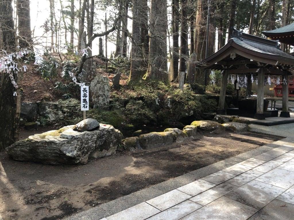 東口本宮冨士浅間神社の建物その他