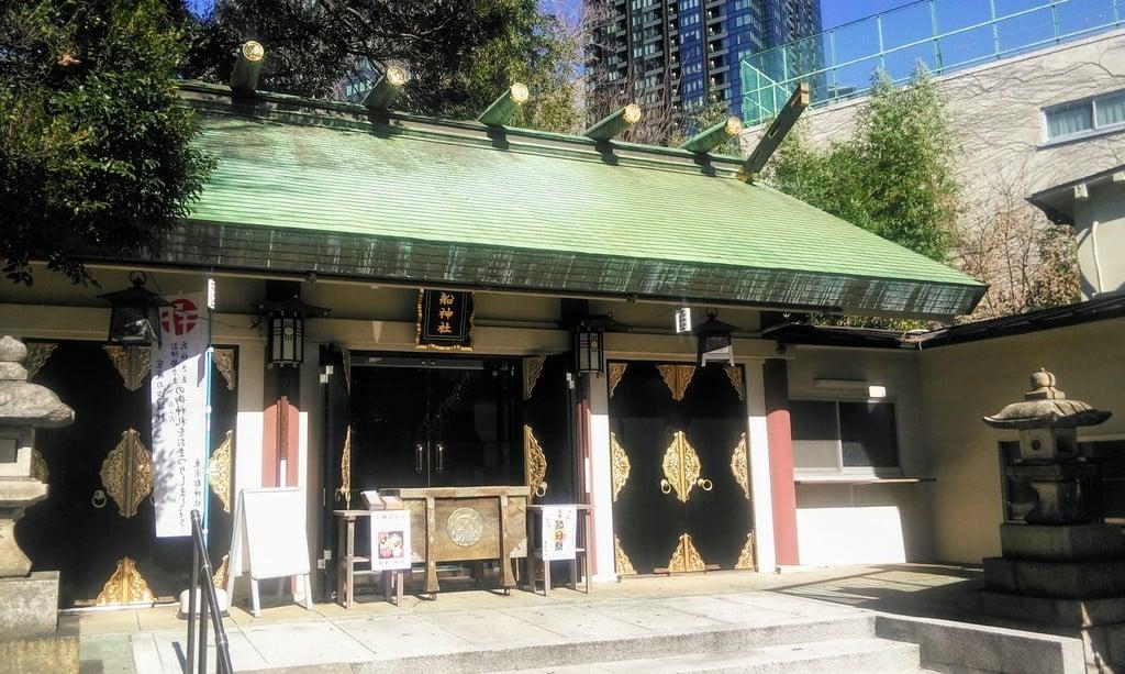 貴船神社の本殿