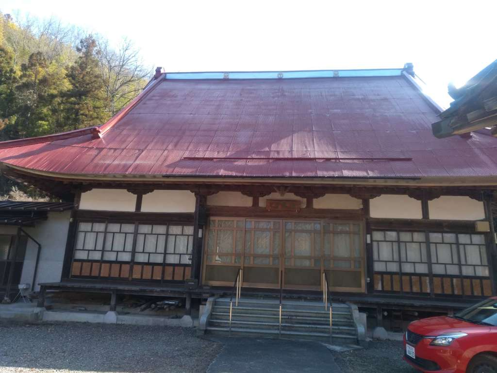 浄善寺の本殿