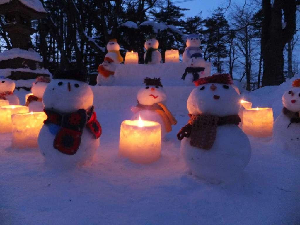 廣島神社のお祭り