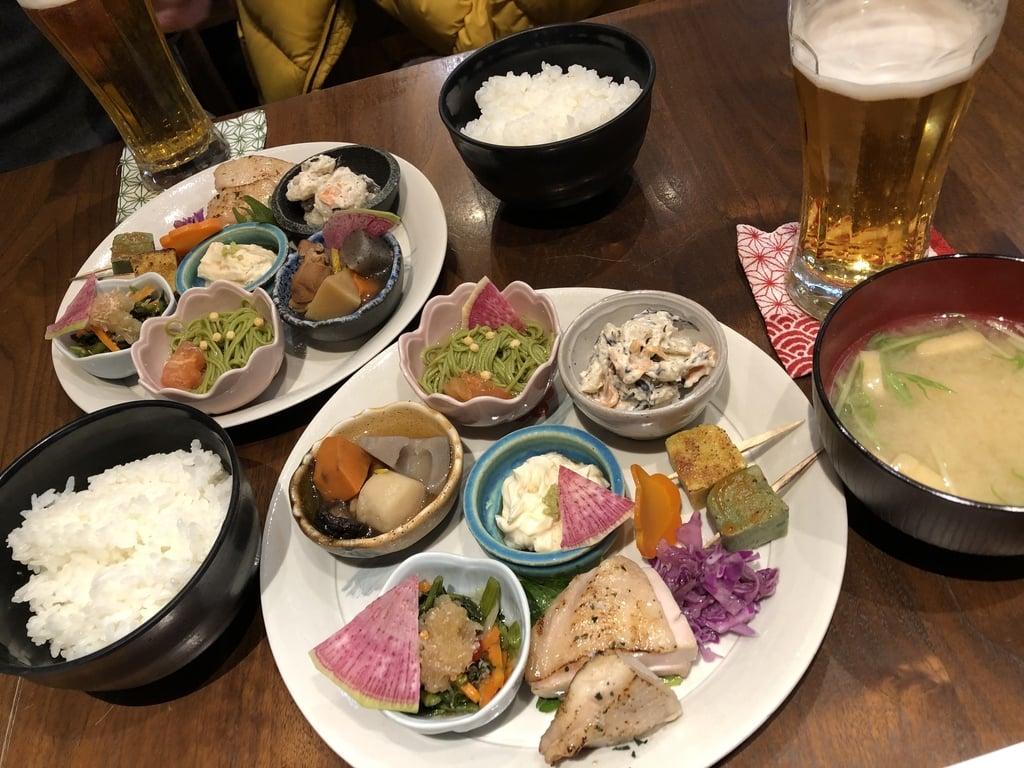 宇治上神社の食事
