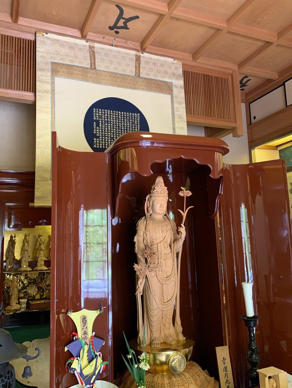 泰勝寺の仏像