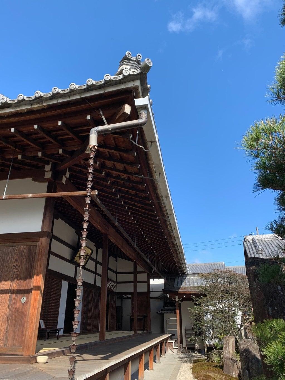 泰勝寺の本殿