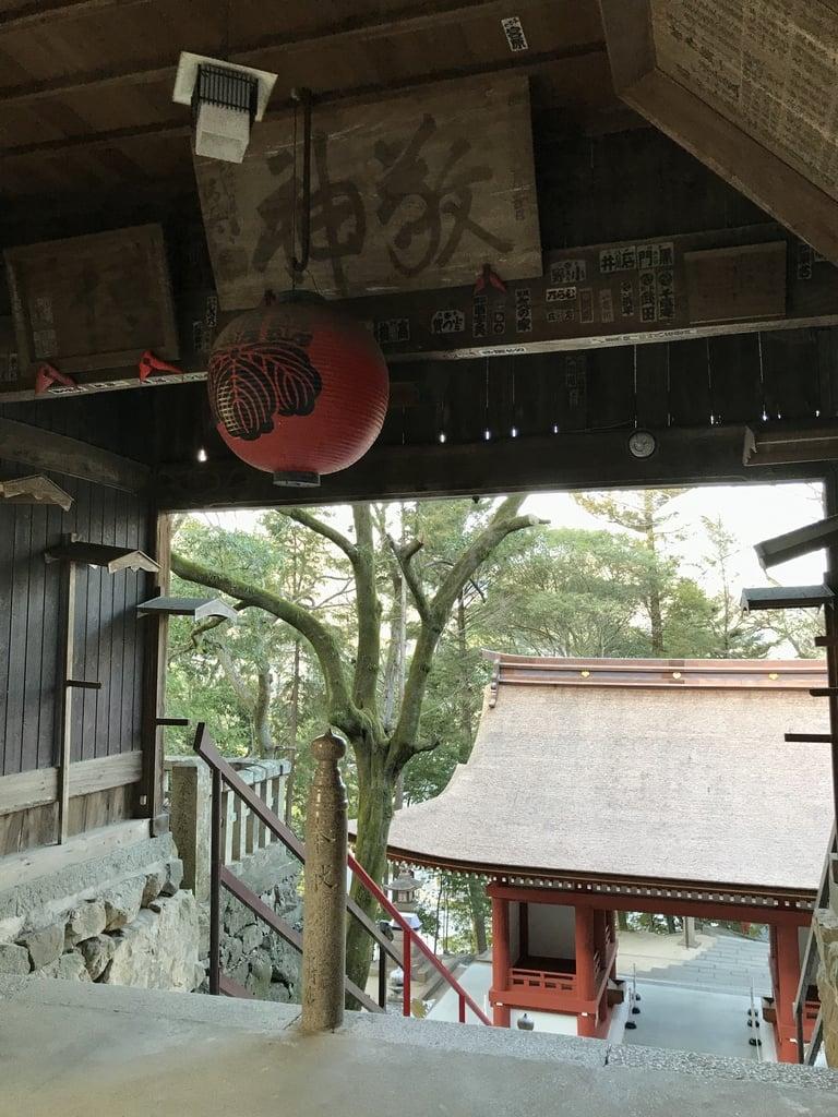 吉備津神社(岡山県)