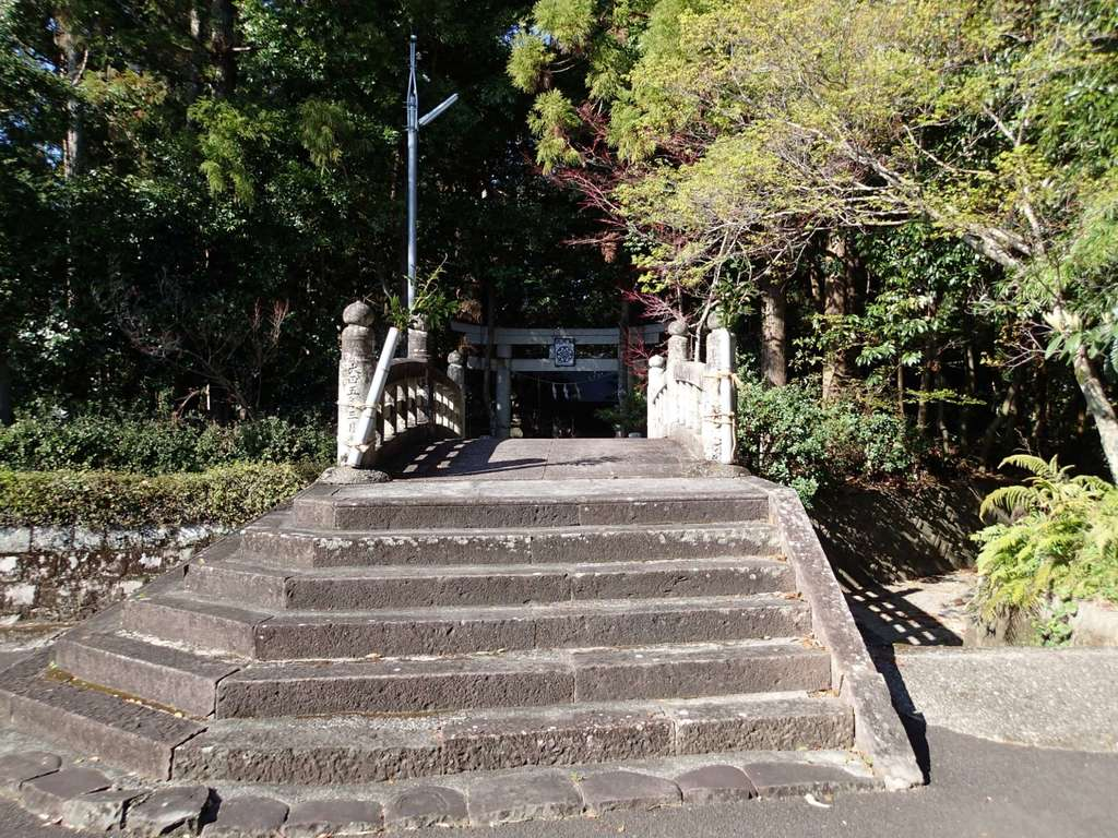多気坂本神社(高知県)