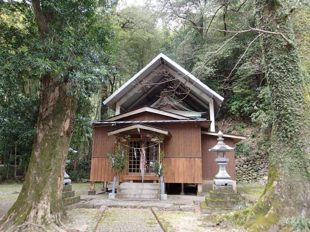 天石門別安国玉主天神社(高知県)