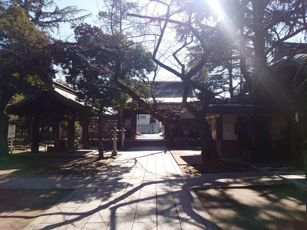 川口神社(埼玉県)