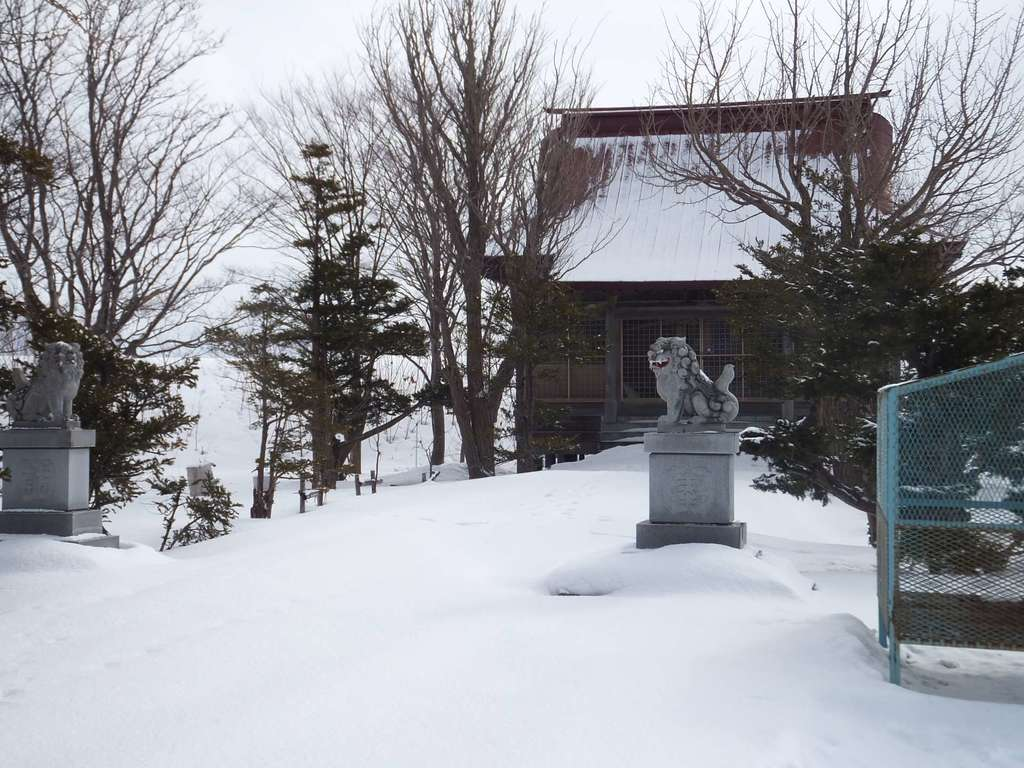 中幌向神社の建物その他