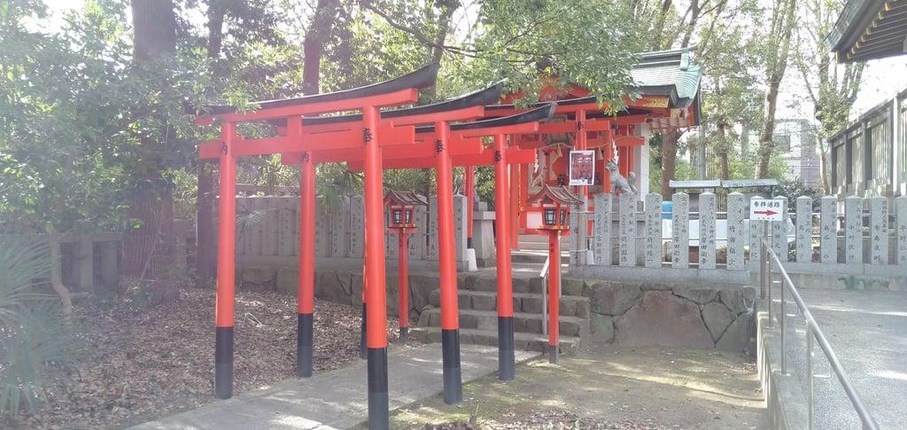 船詰神社の末社