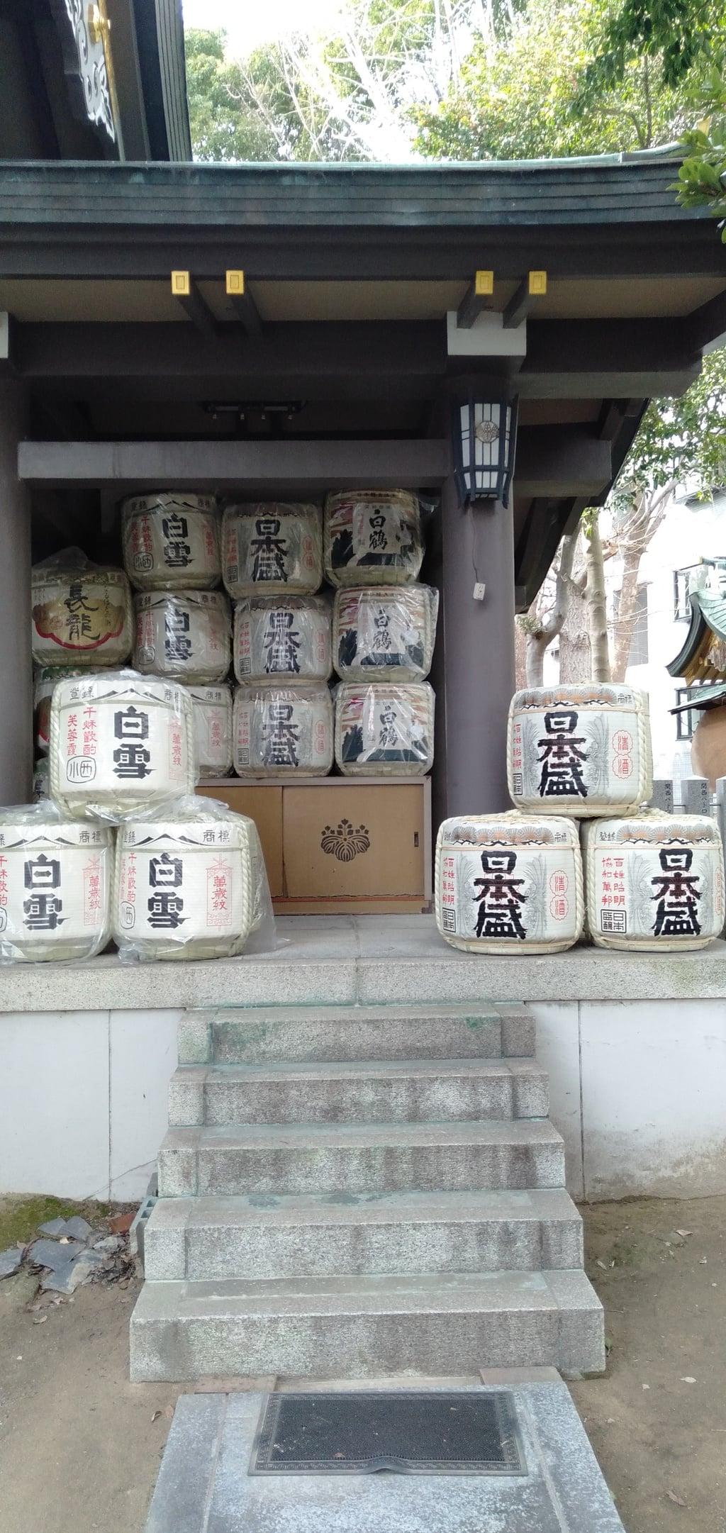 船詰神社の建物その他