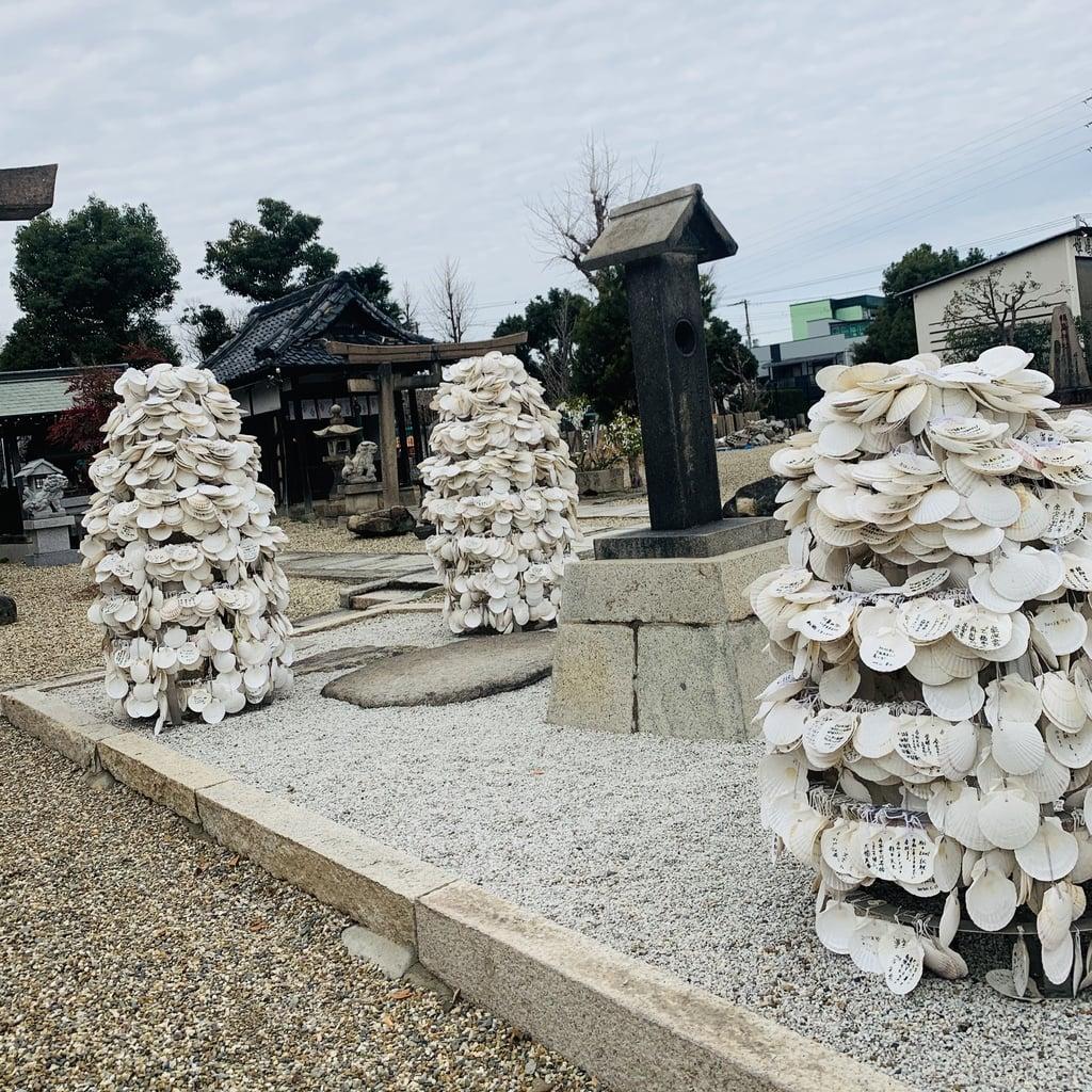 姫嶋神社の絵馬