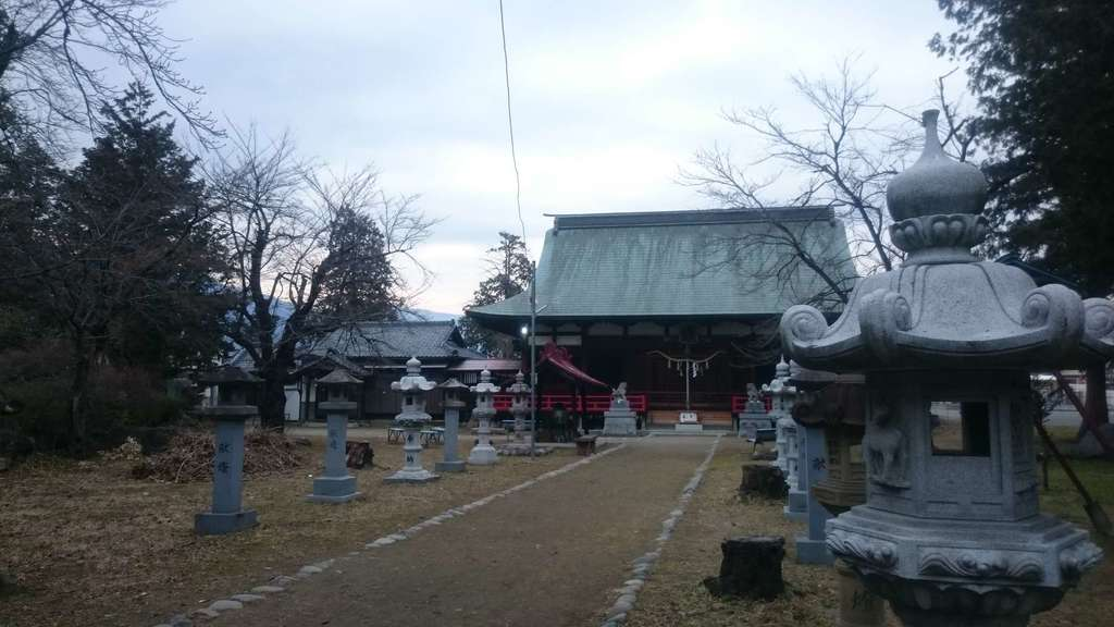 賀茂春日神社の建物その他