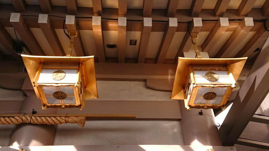 十番稲荷神社の建物その他