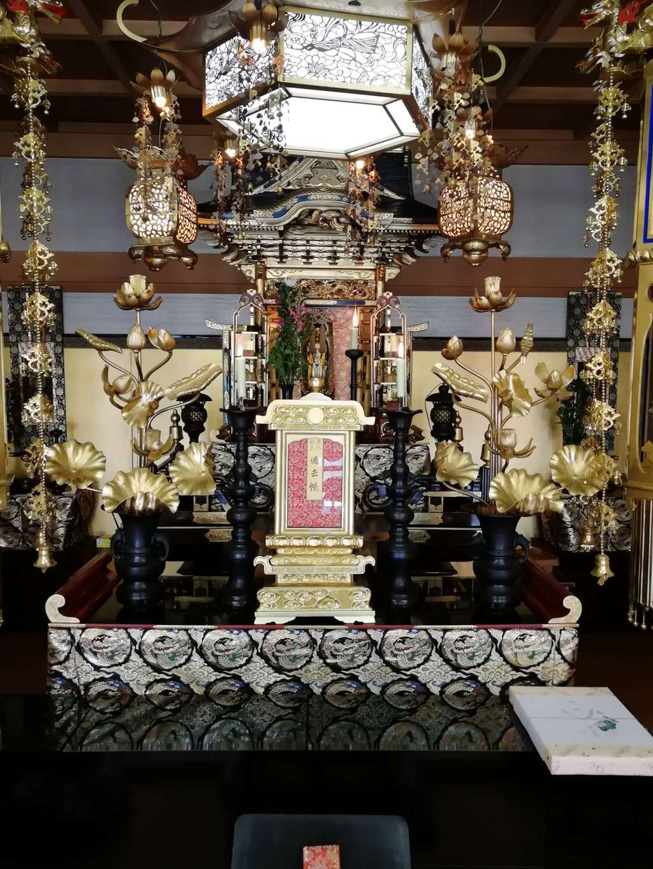 西方山極楽寺の建物その他