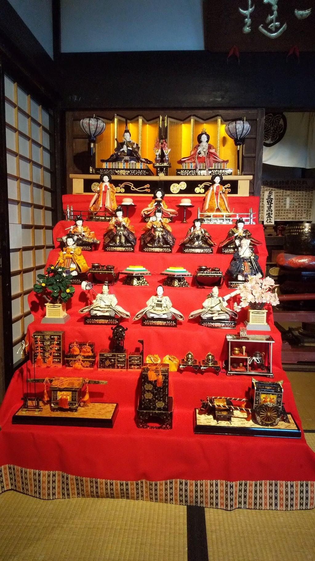有珠善光寺のお祭り