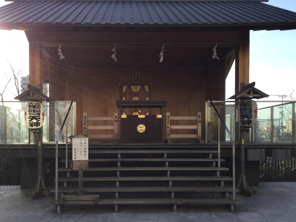 赤城神社の末社