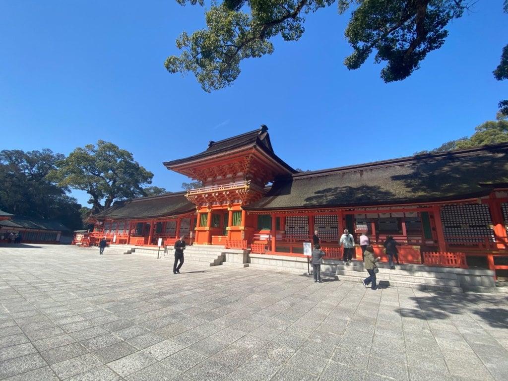 宇佐神宮の建物その他