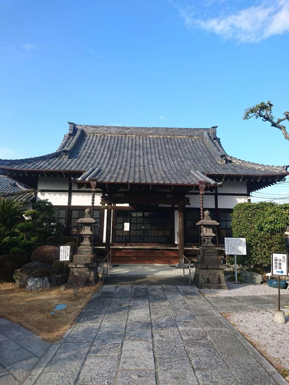 成正寺の本殿