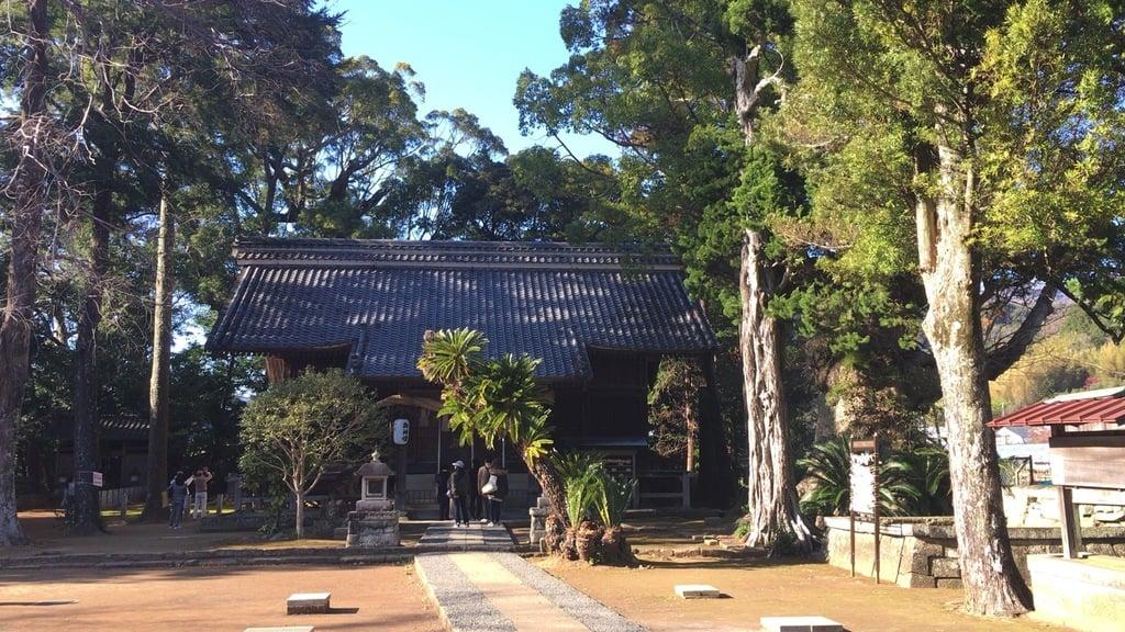 杉桙別命神社(静岡県)