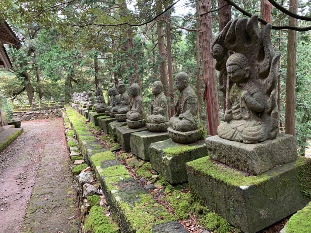 天徳寺の仏像