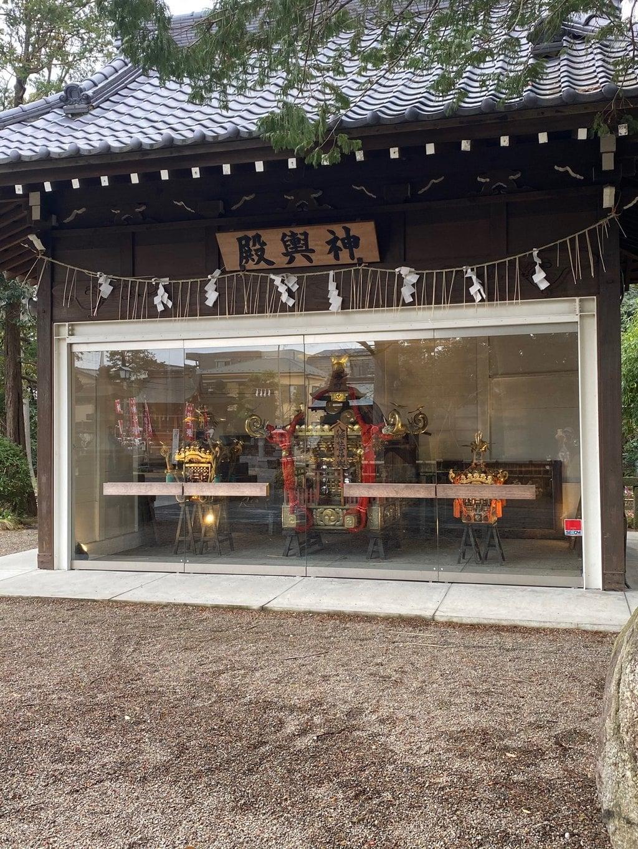 和樂備神社(埼玉県)
