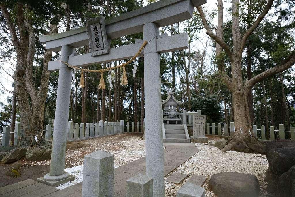 枚岡神社の末社