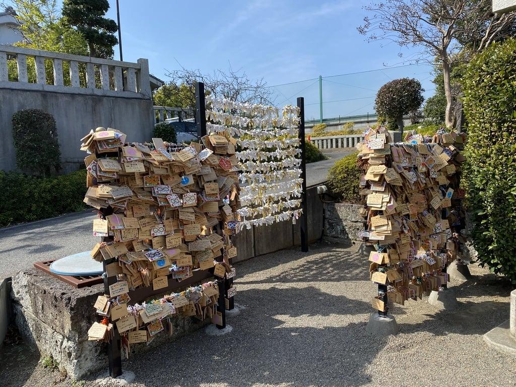赤羽八幡神社の絵馬