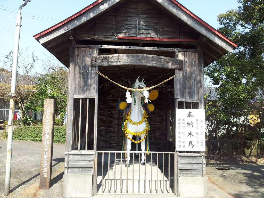 鹿児島神宮(鹿児島県)