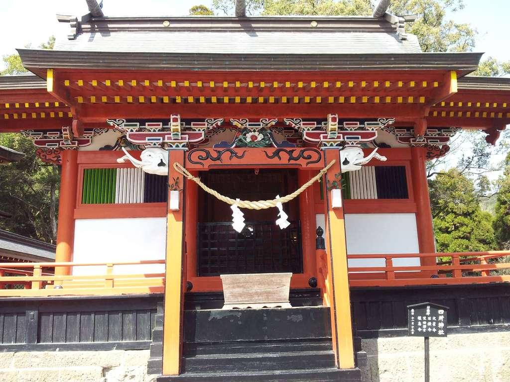 鹿児島神宮の末社