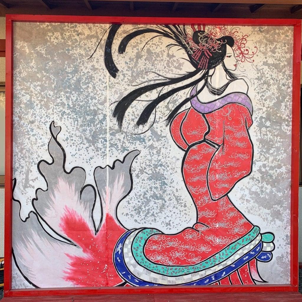 富岡八幡宮の芸術
