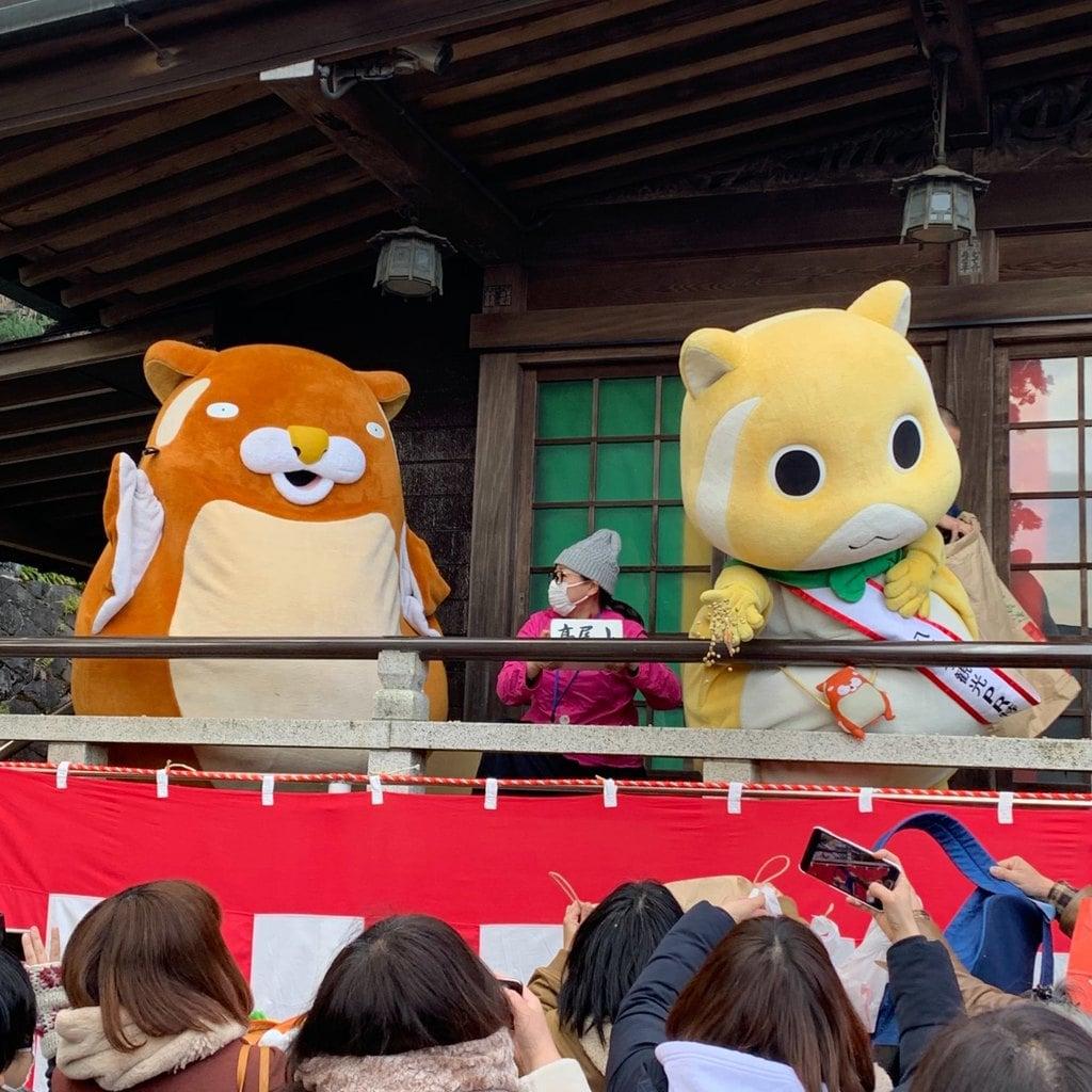 高尾山薬王院のお祭り