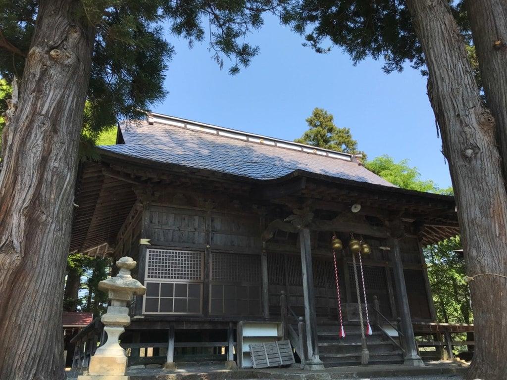 高司神社〜むすびの神の鎮まる社〜の本殿