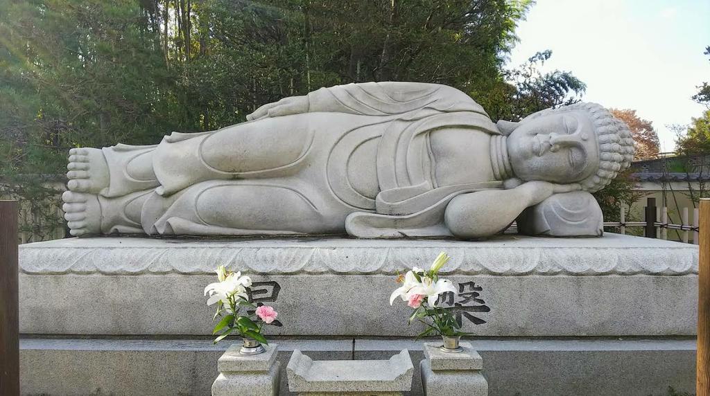 多福院の仏像