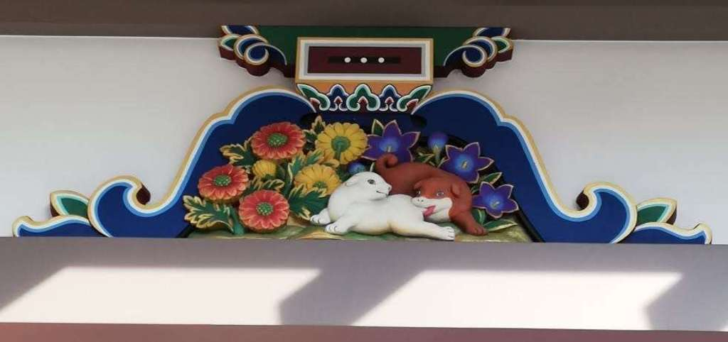 湯島天満宮の芸術