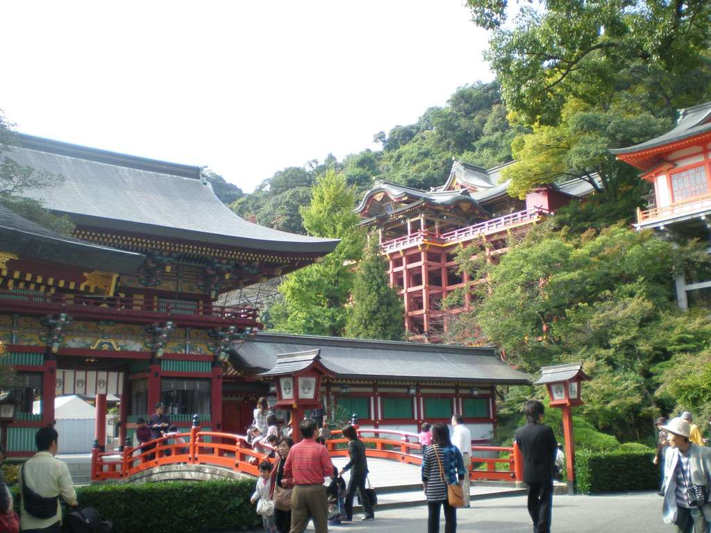祐徳稲荷神社の建物その他