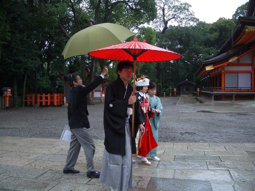 八坂神社(祇園さん)の結婚式