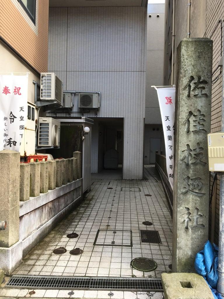 佐佳枝廼社の建物その他