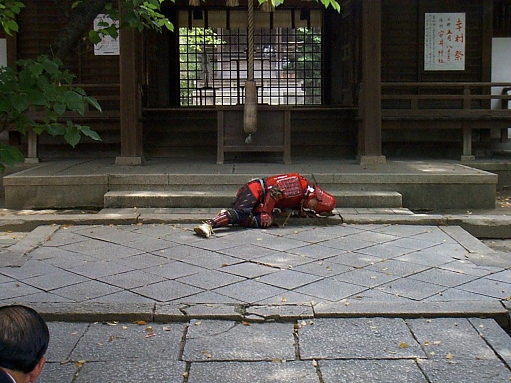 安居神社(大阪府)