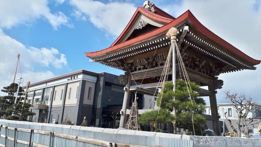 龍徳寺の建物その他