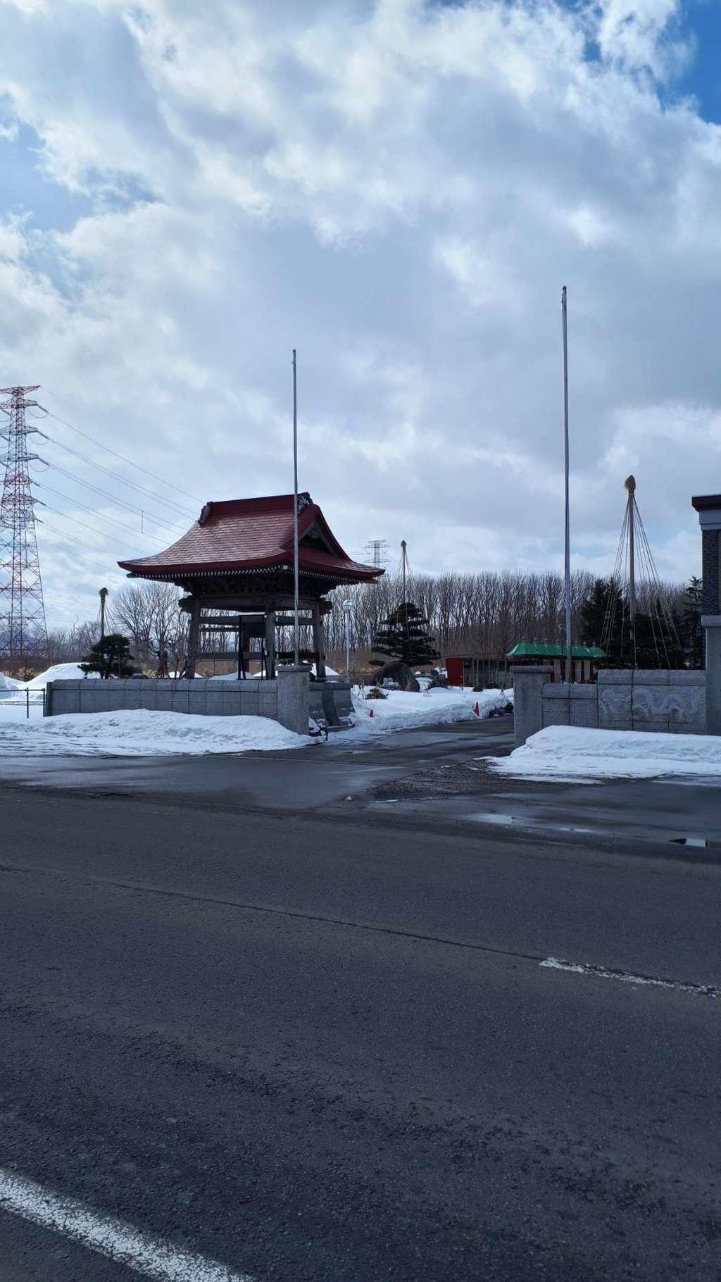龍徳寺の周辺