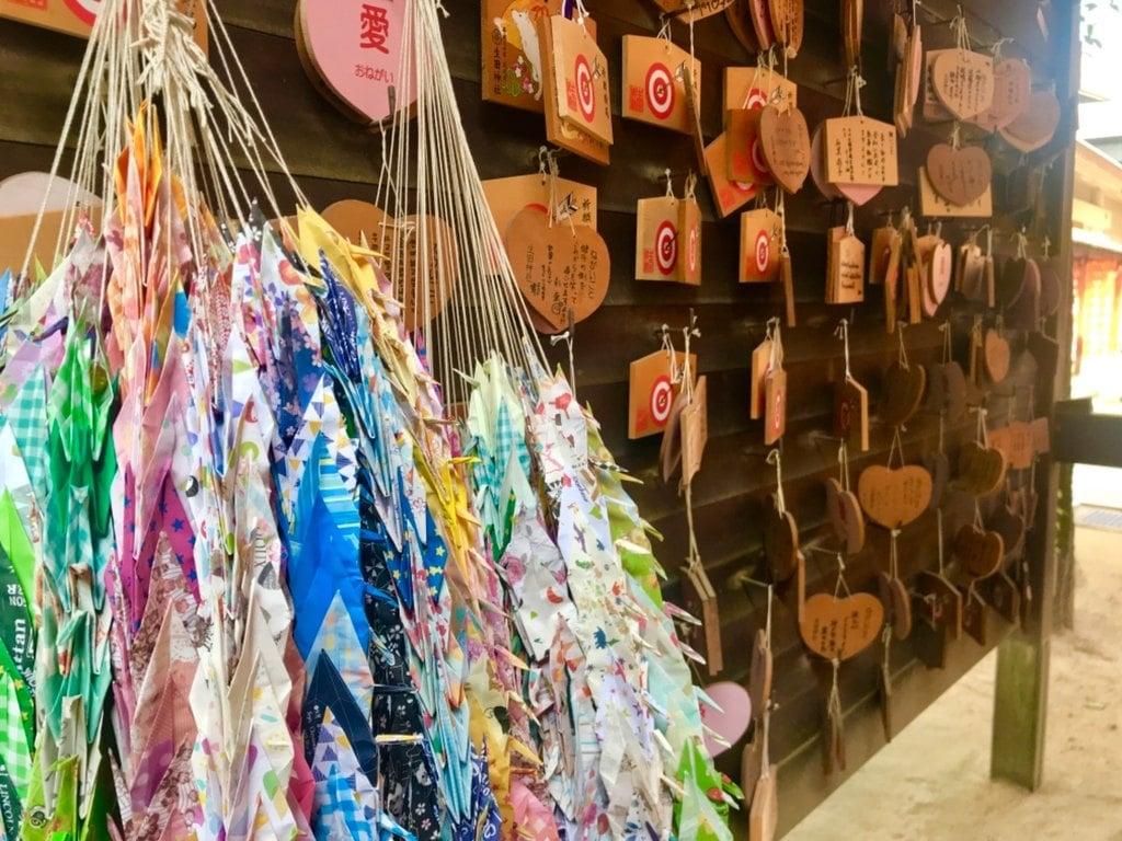 生田神社の絵馬