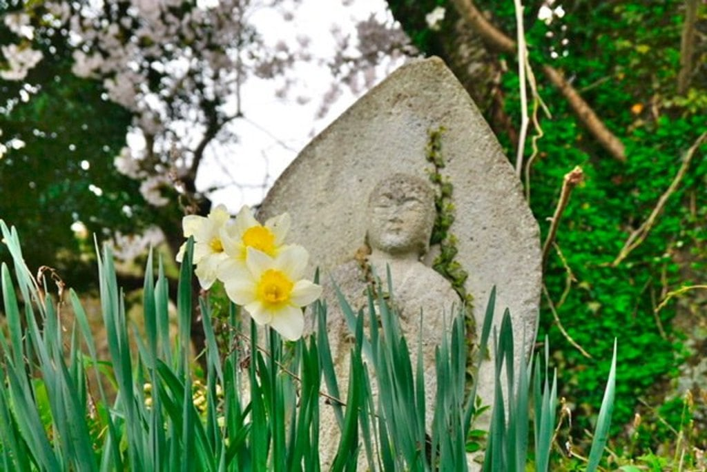 高司神社〜むすびの神の鎮まる社〜の仏像