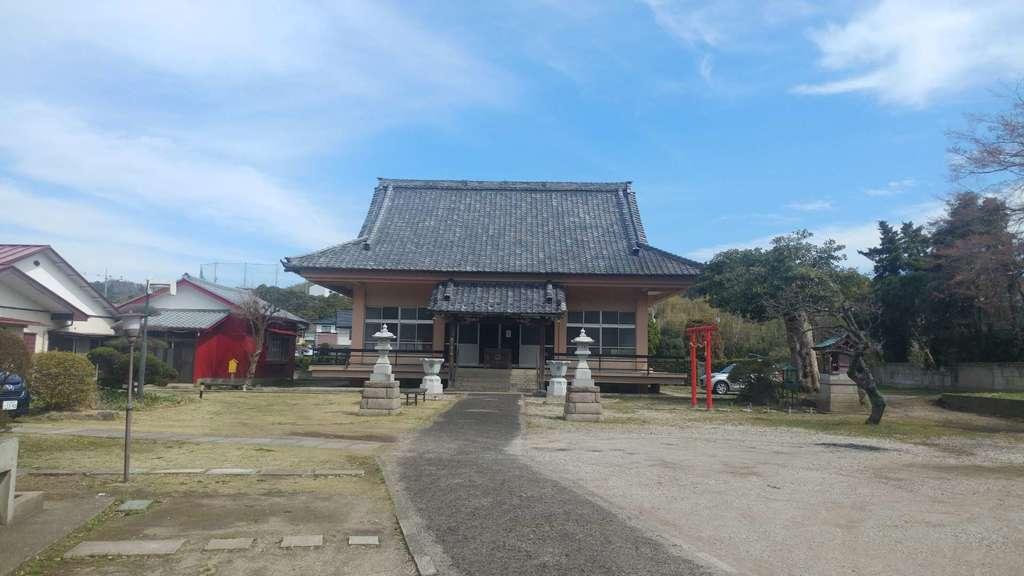 蓮久寺の建物その他