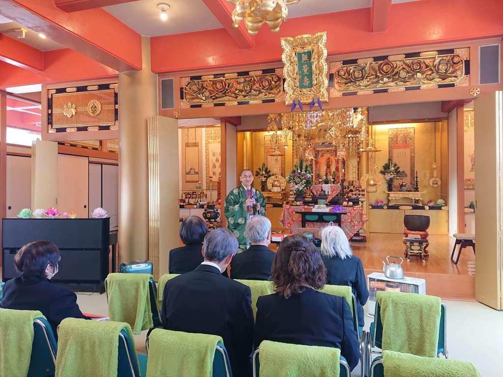 教西寺の体験その他