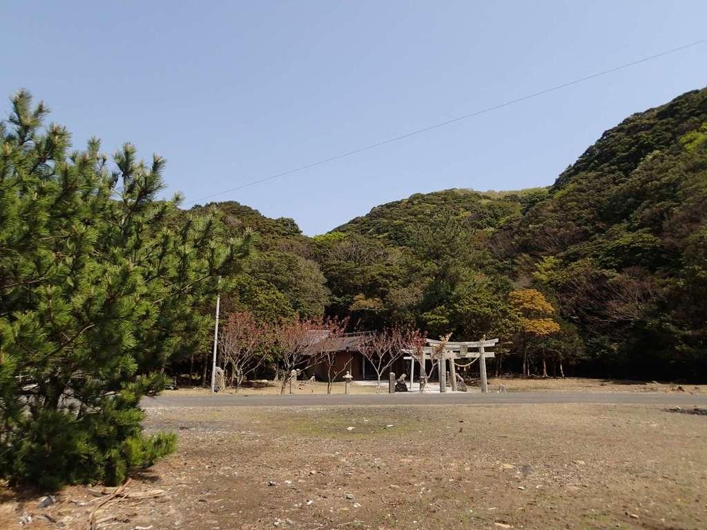 胡禄御子神社の建物その他