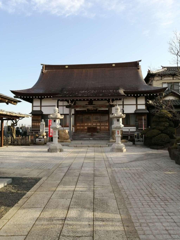 浄幽寺の本殿