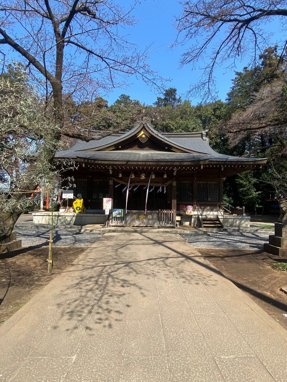 北野天神社の本殿