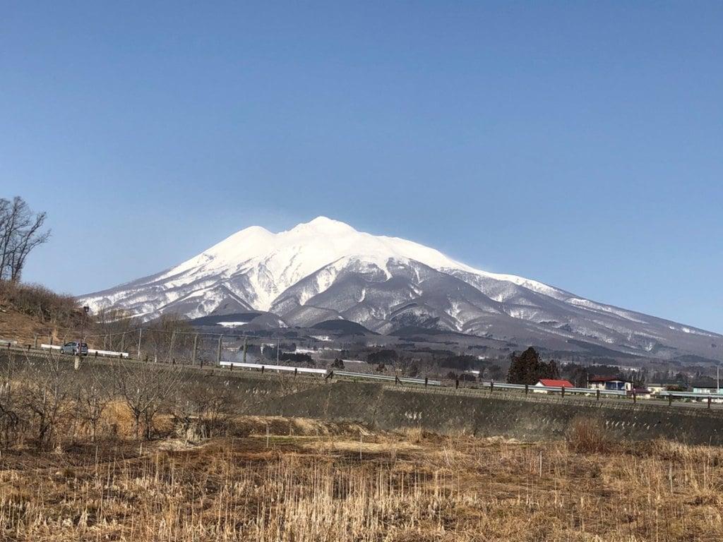 岩木山神社の周辺