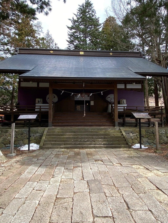 山家神社の本殿